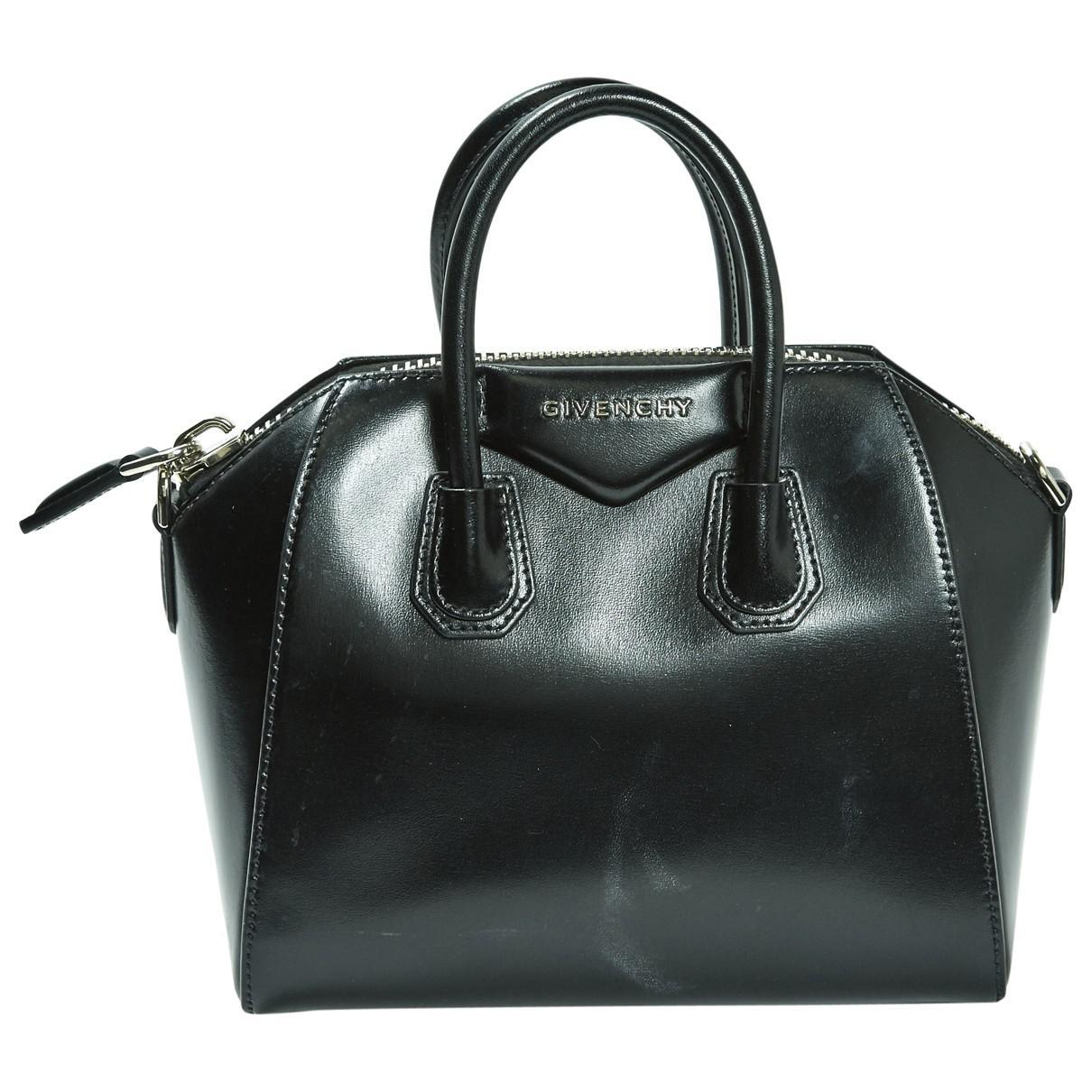 Givenchy Pre-owned - Antigona leather bag oz4sg