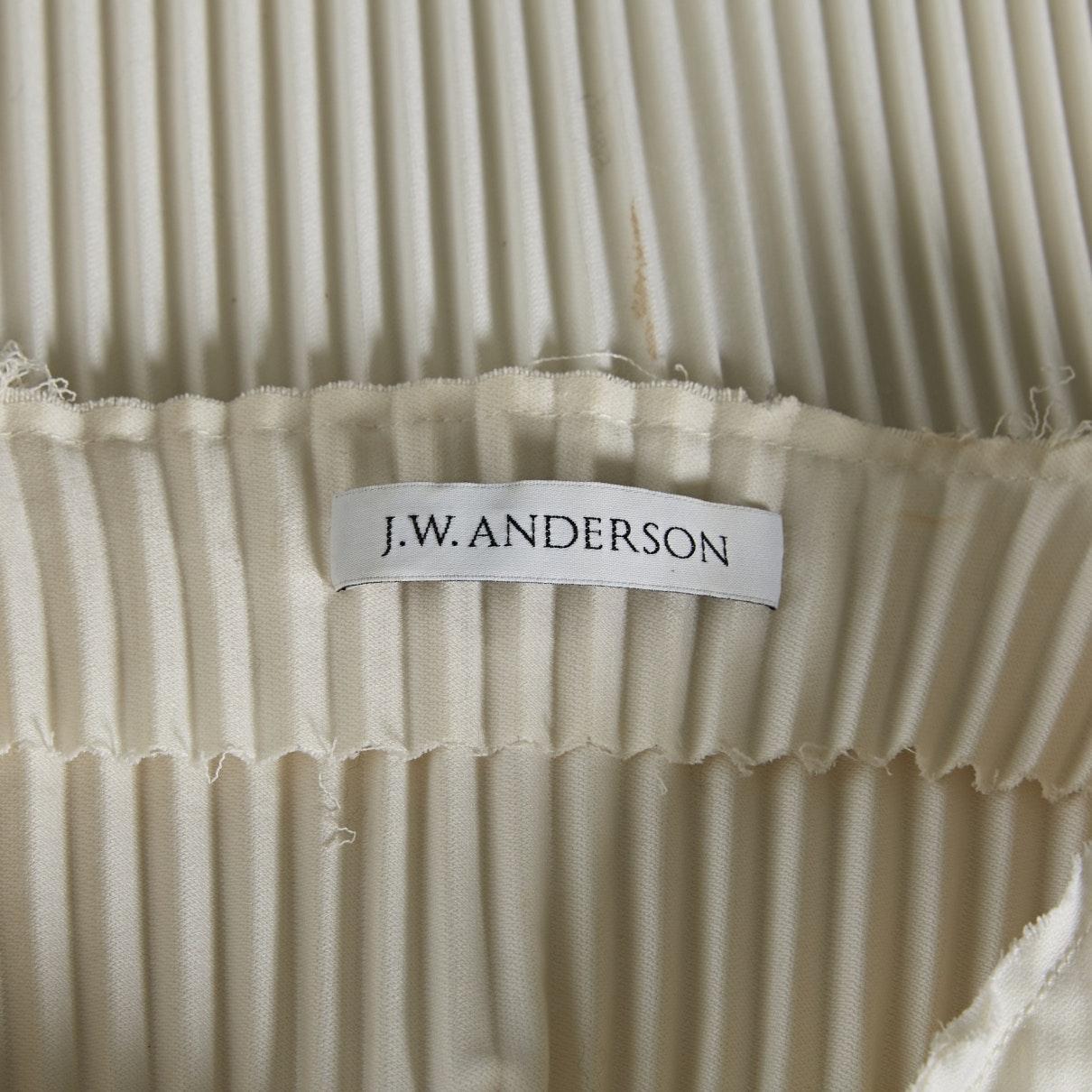 Camisa en lana crudo JW Anderson