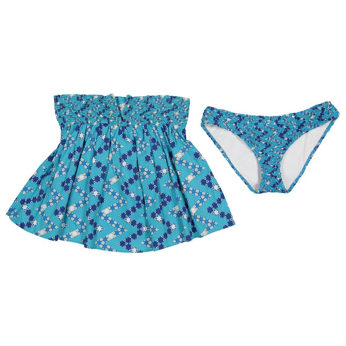 a3c14700ea Emilio Pucci. Women's Blue Cotton Swimwear. $276 $249 From Vestiaire  Collective