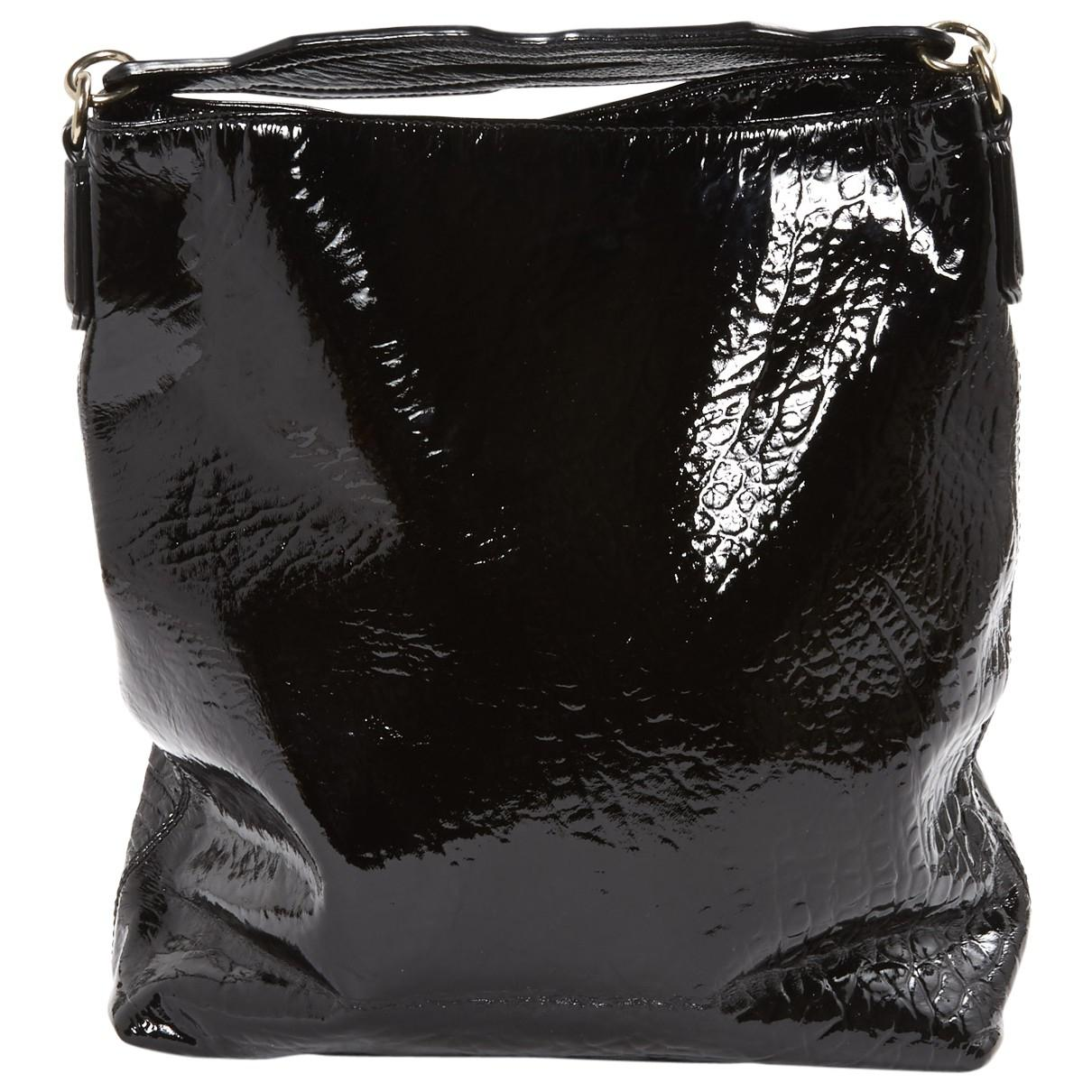 Alexander Wang Pre-owned - Darcy patent leather handbag f8jdY