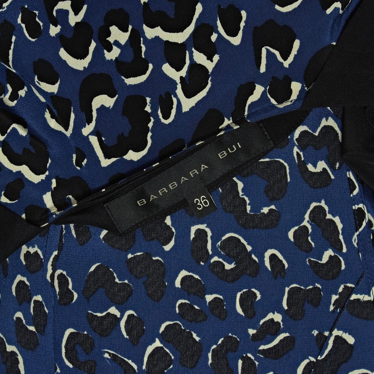 Combinaisons N en Soie Bleu Soie Barbara Bui en coloris Bleu