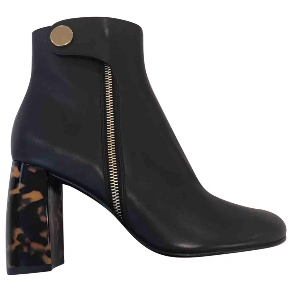 Pre-owned - Boots Stella McCartney jThrm6t