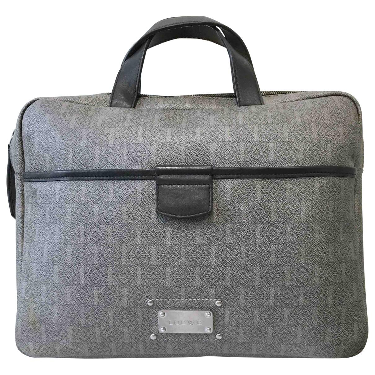 Pre-owned - Cloth handbag Loewe B7LxyoQ6