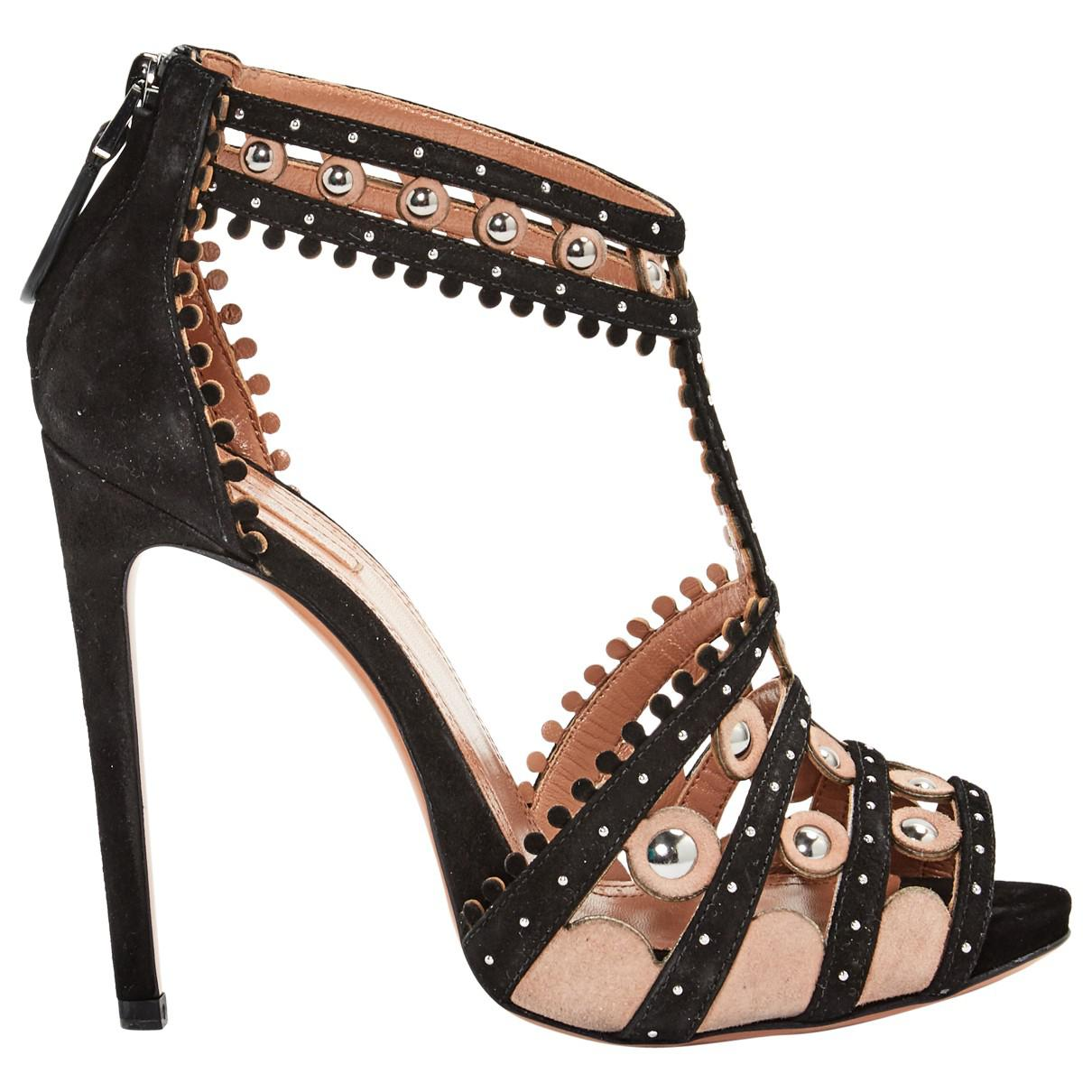 Perfect Online Pre-owned - Sandals Alaia Free Shipping With Mastercard yt0yGC6x