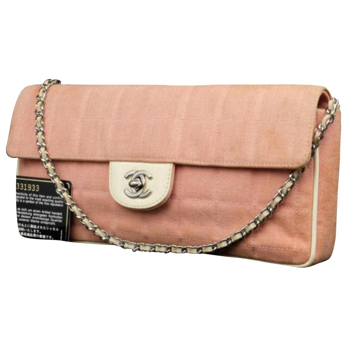 Chanel Pre-owned - Cloth handbag MuBQHgi