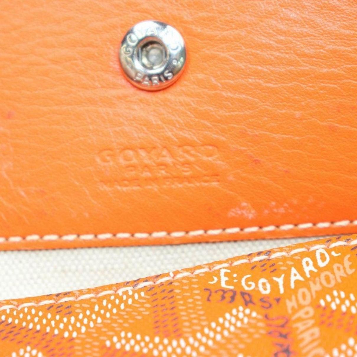 Sacs à main Saint-Louis Goyard en coloris Orange w9Zj