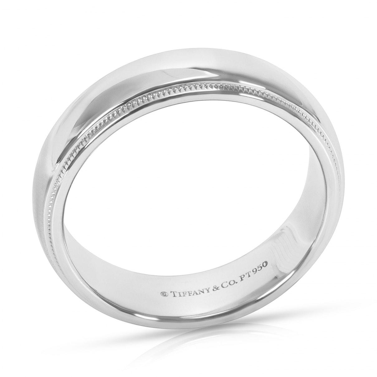 Tiffany & Co. Other Platinum in Metallic