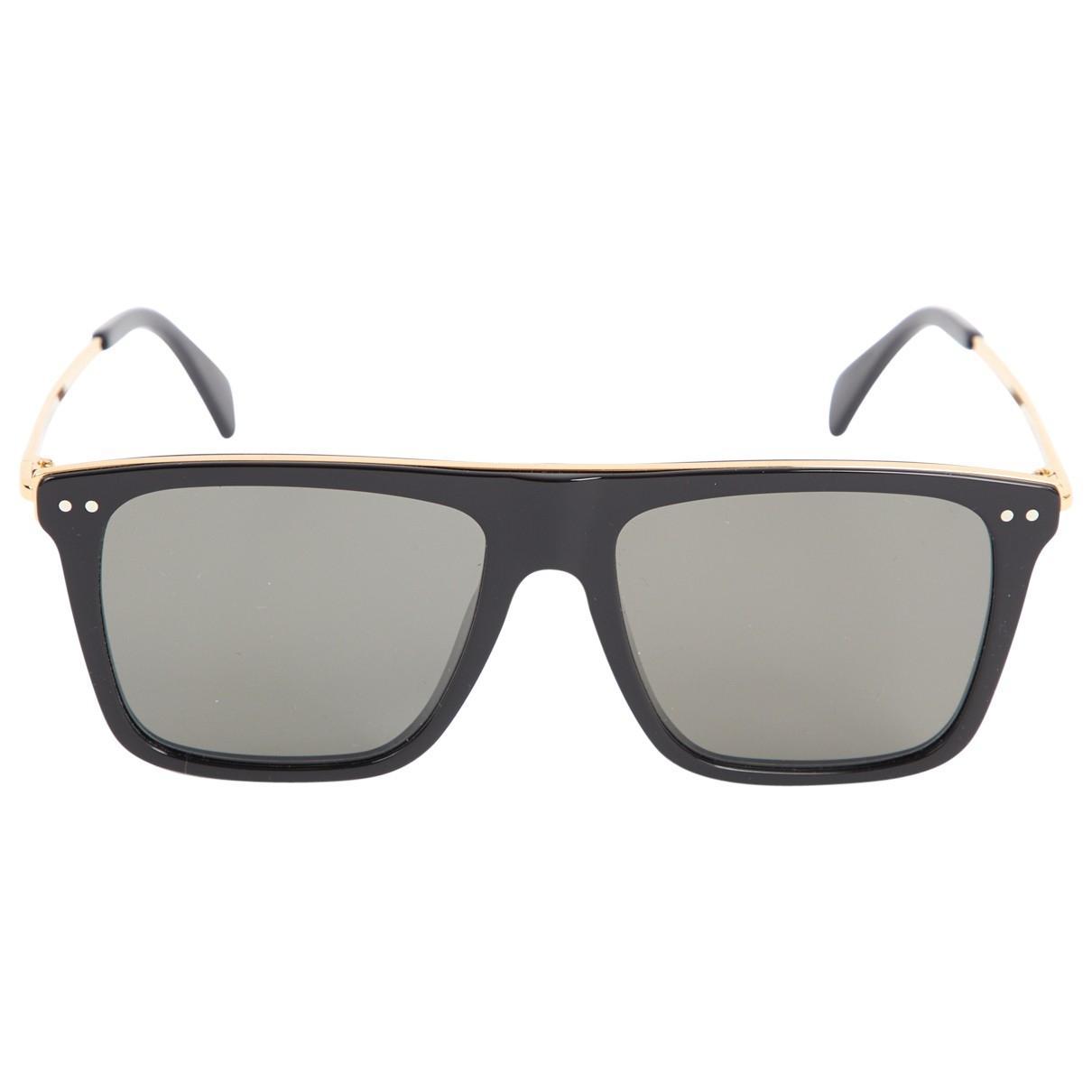 2e3f33861b5 Céline. Men s Black Plastic Sunglasses. £217 From Vestiaire Collective