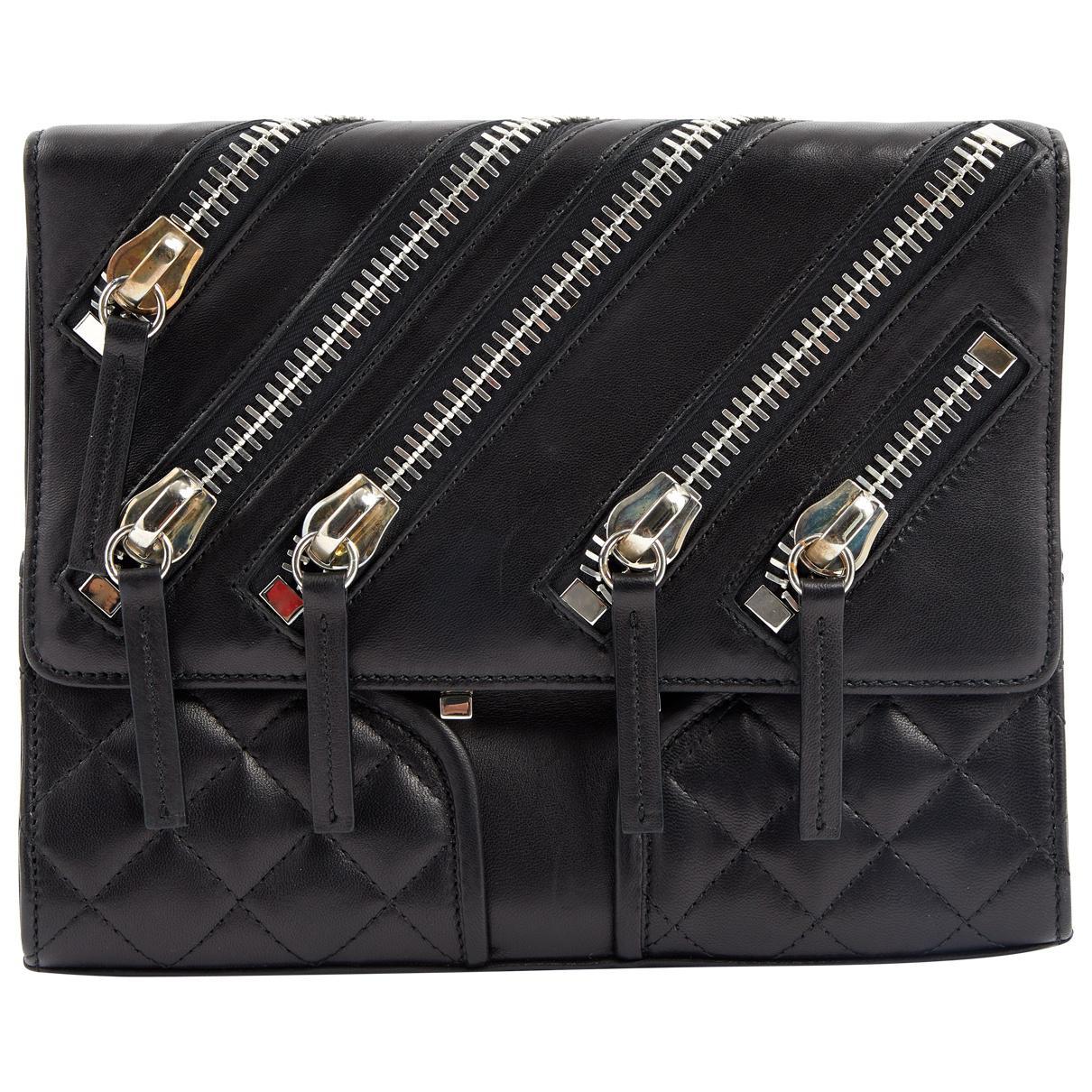 Pre-owned - Leather backpack Giuseppe Zanotti 9aZQxK4