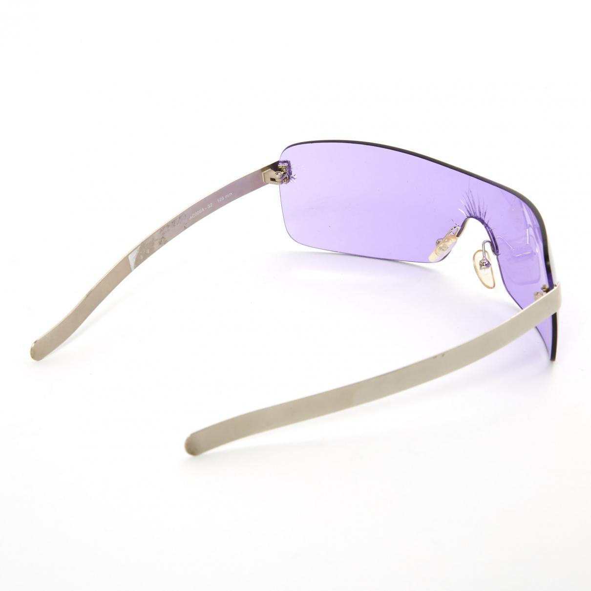 Courreges Sunglasses in Purple