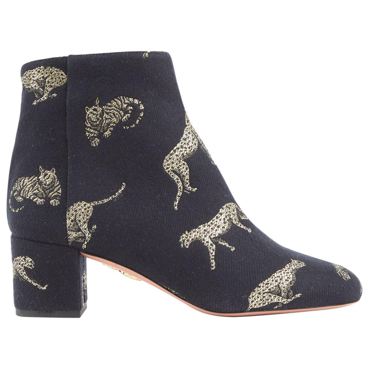 Aquazzura Cloth Boots 0JguHRN