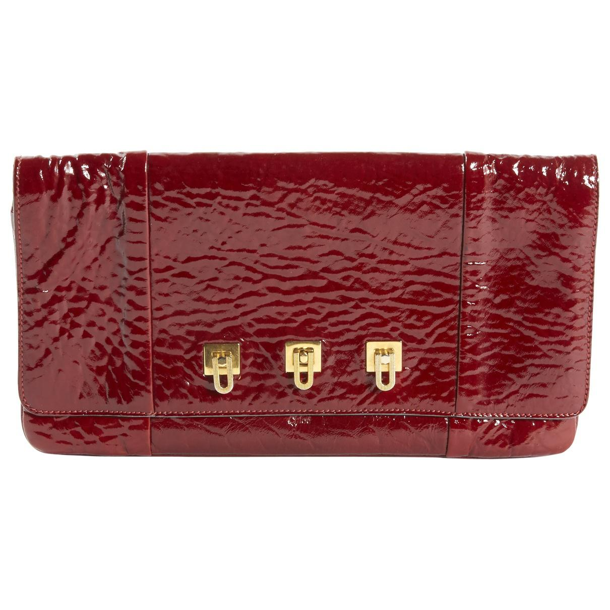 See By Chloé Pre-owned - Leather clutch bag bLBLCtPR