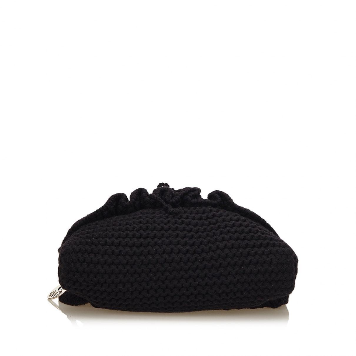 Sacs à main Fendi en coloris Noir 9deS