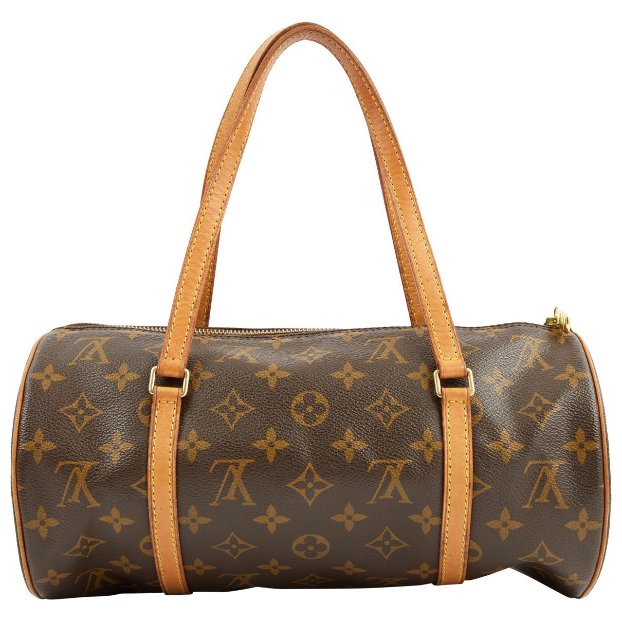 Pre-owned - Cloth bowling bag Louis Vuitton S4eCkA