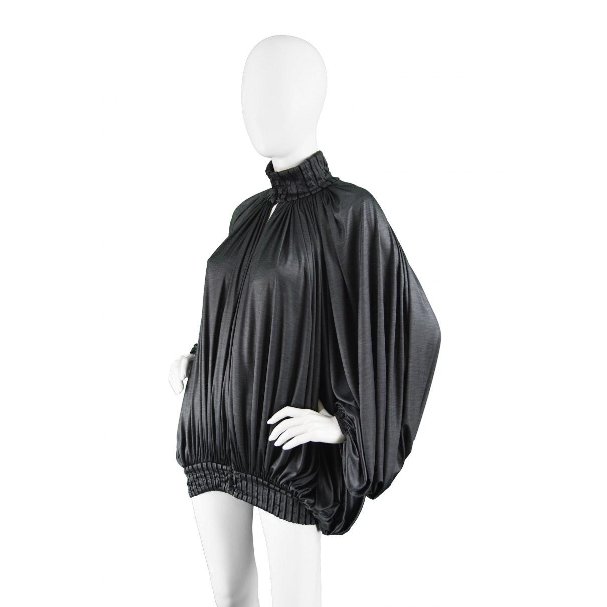 Vest en Polyester Gris Synthétique Jean Paul Gaultier en coloris Gris