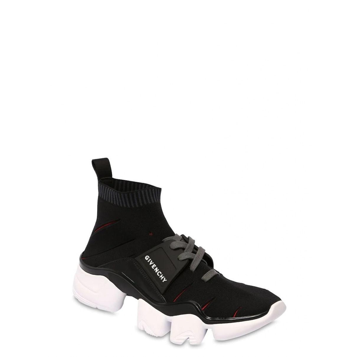 Deportivas en lona negro Jaw Givenchy de hombre de color Negro