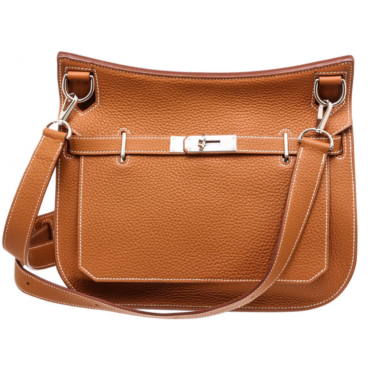 Hermès Pre-owned - Jypsiere leather crossbody bag yrqmdX