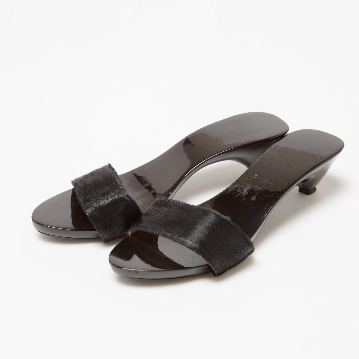 Hermès Pony-style Calfskin Sandals RiIw2N8YQ