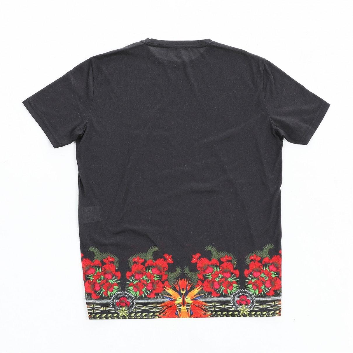 Givenchy Synthetic Black Polyester Top