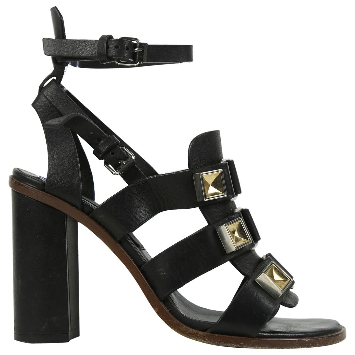 Pre-owned - Leather heels Proenza Schouler xaYAcf8J4