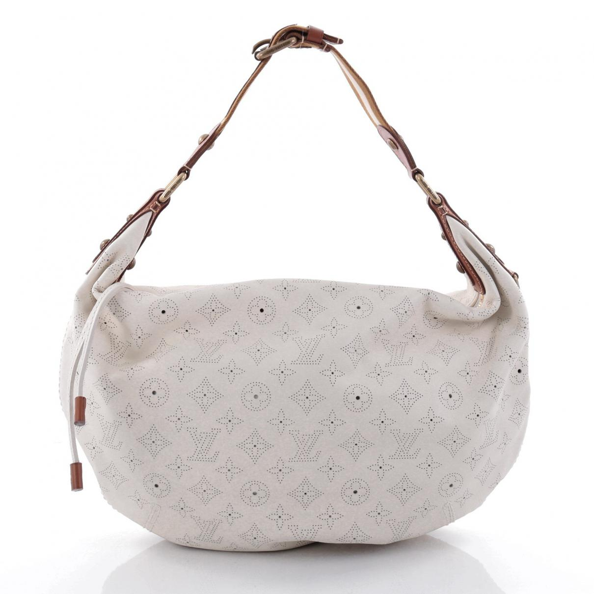 Louis Vuitton Pre-owned - White Leather Handbag
