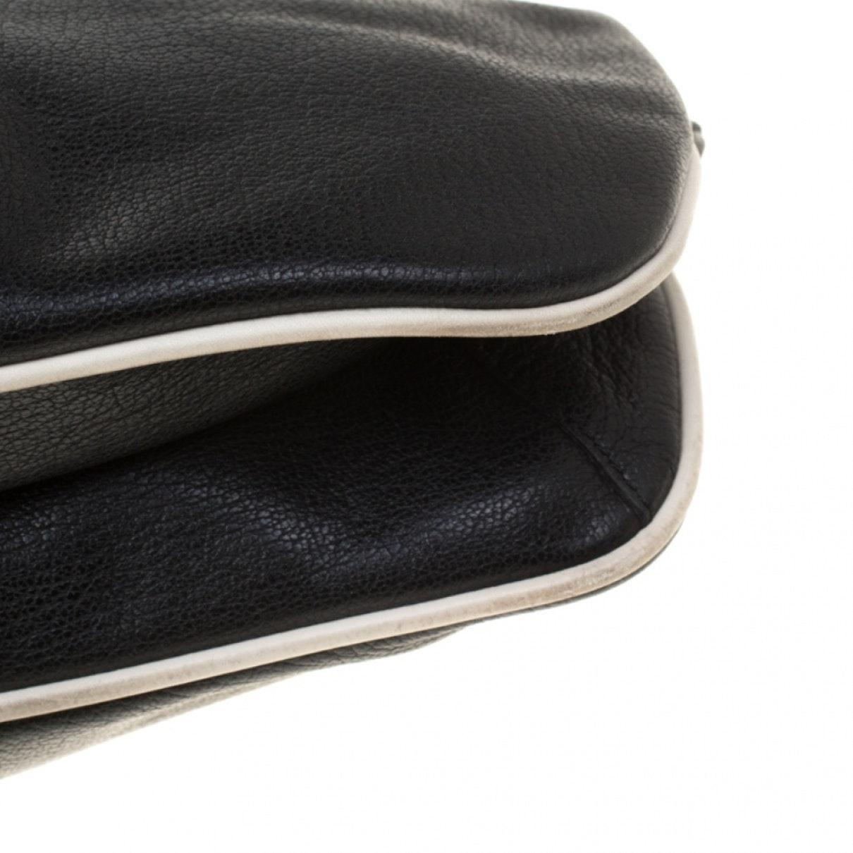 Sac à main en Cuir Noir Marc Jacobs en coloris Noir Lt4y
