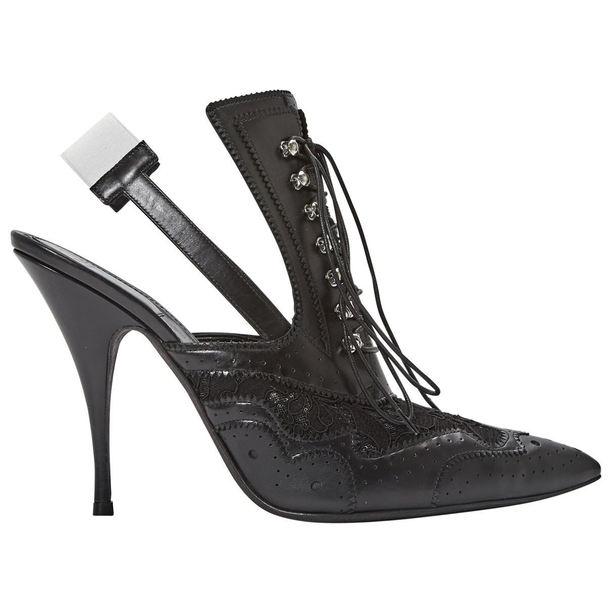 Pre-owned - Black High heel Givenchy HYWkV9ScqZ