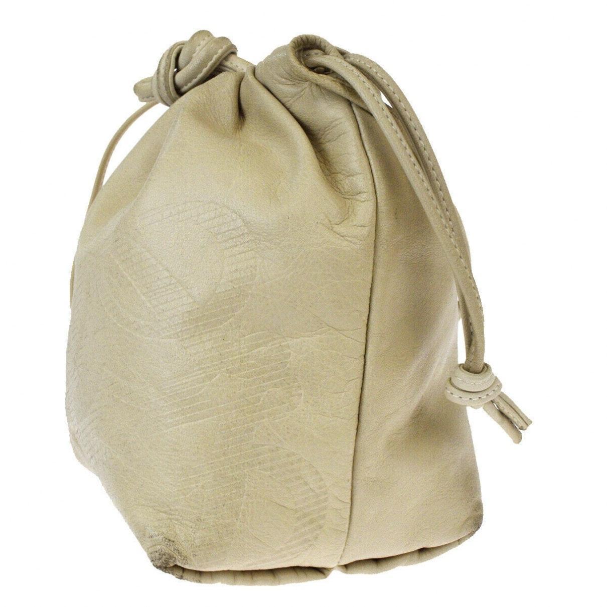 Loewe Leder Handtaschen in Blau Wp87Z