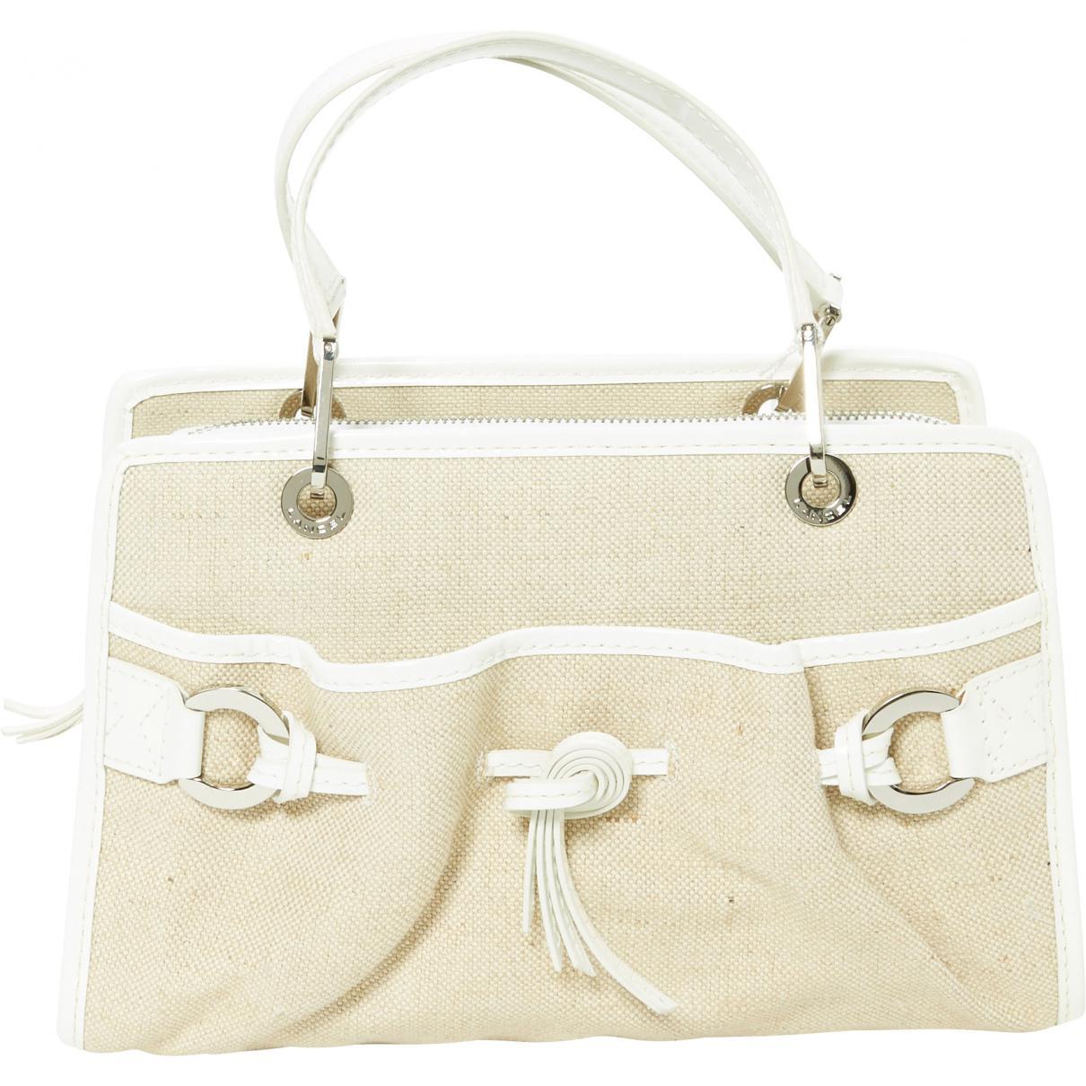 Lancel Pre-owned - Cloth handbag bj7MOUu