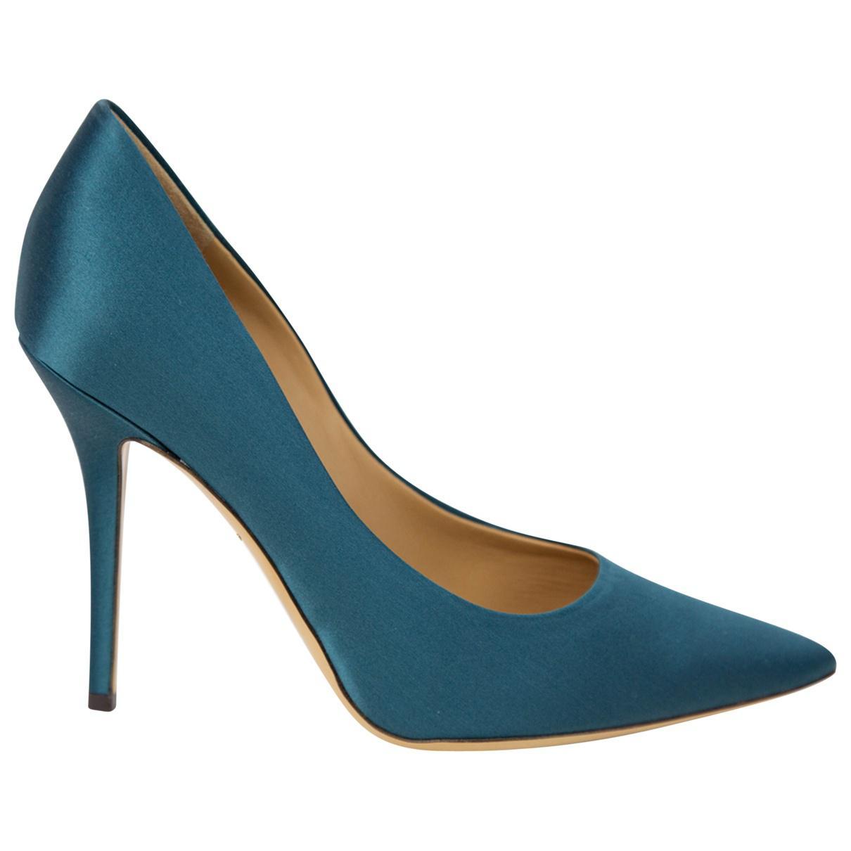 Pre-owned - Cloth heels Salvatore Ferragamo HxZf3
