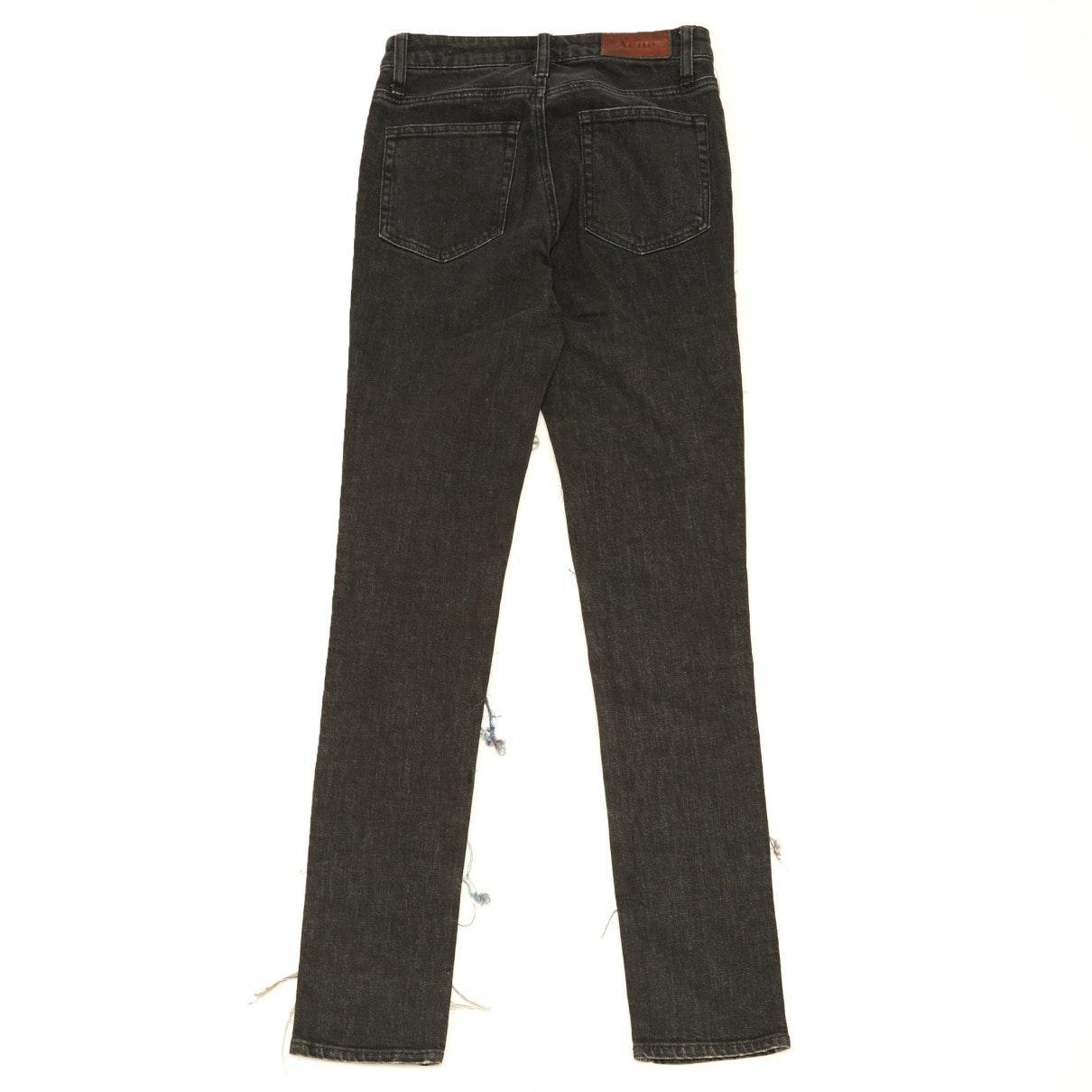 Acne Studios Denim Multicolour Cotton - Elasthane Jeans