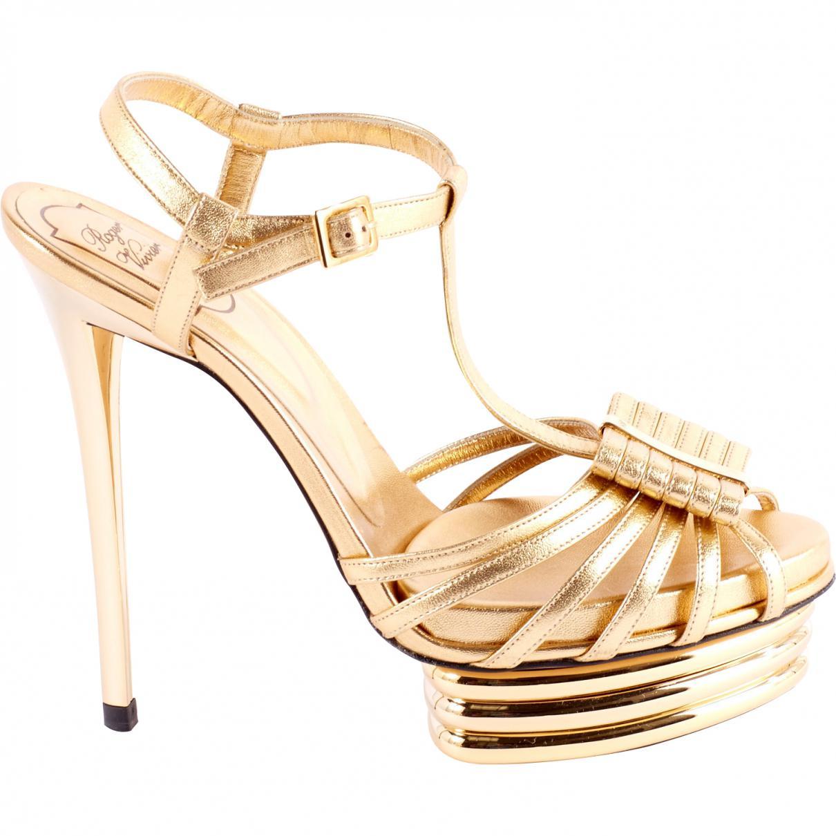 Pre-owned - Sandals Roger Vivier cNaIY