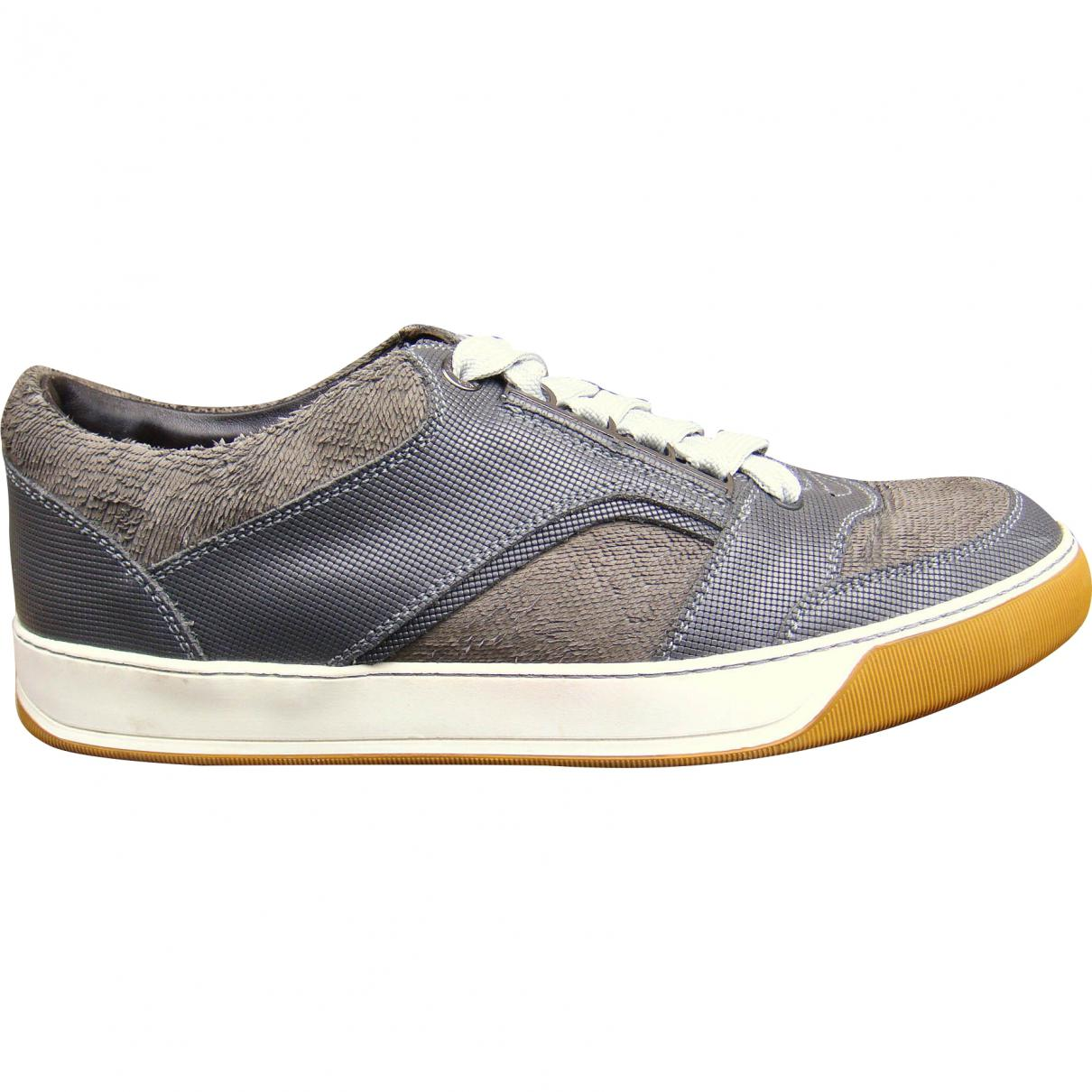 Pre-owned - Low trainers Lanvin eW19A