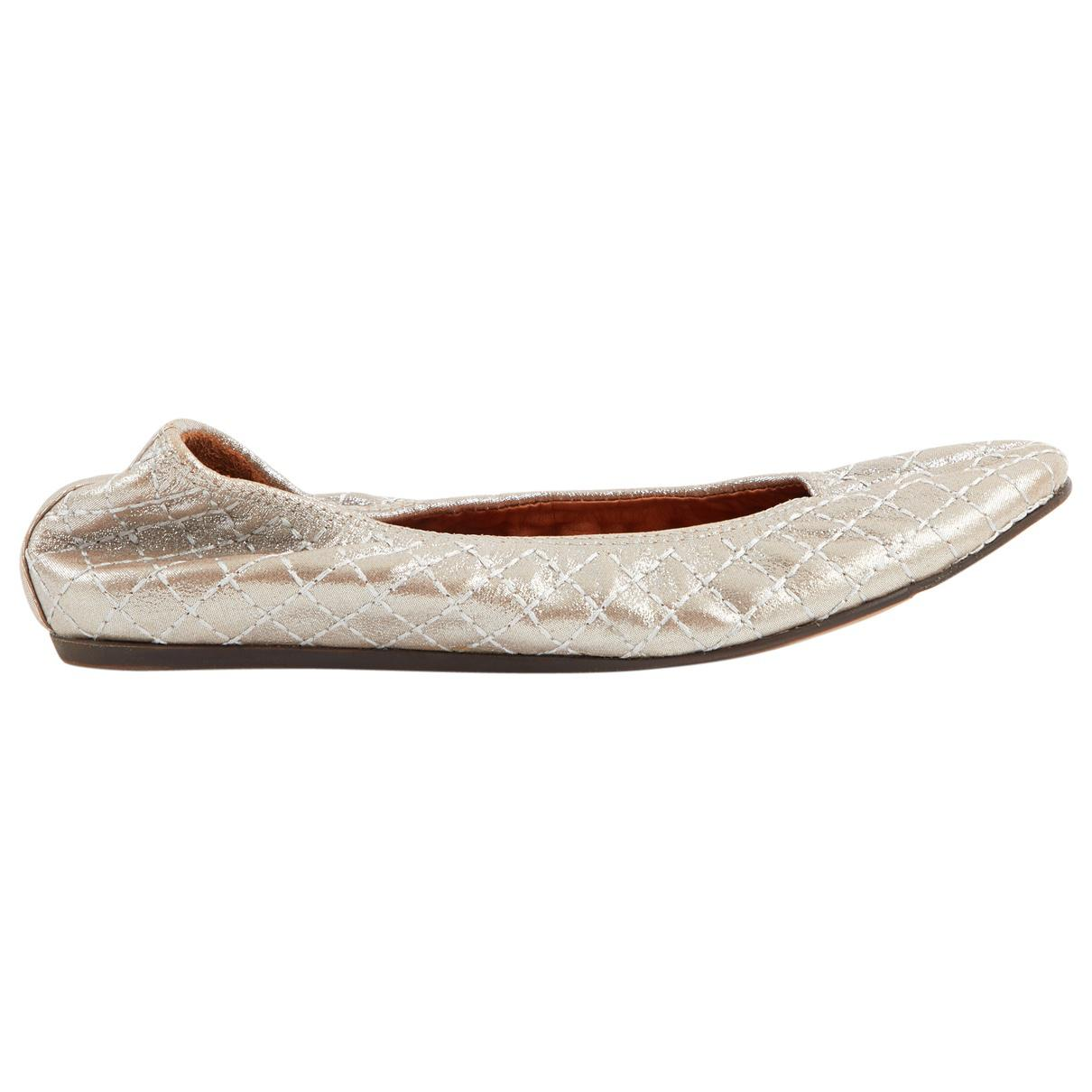Pre-owned - Leather ballet flats Lanvin Free Shipping Get To Buy Online Shop Best Choice Outlet Best Wholesale Cheap Store 88VVyb5Hmu