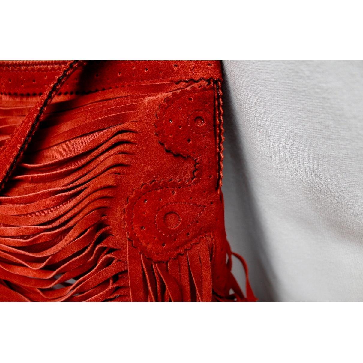 Sac à main Autre Jean Paul Gaultier en coloris Rouge U3kh