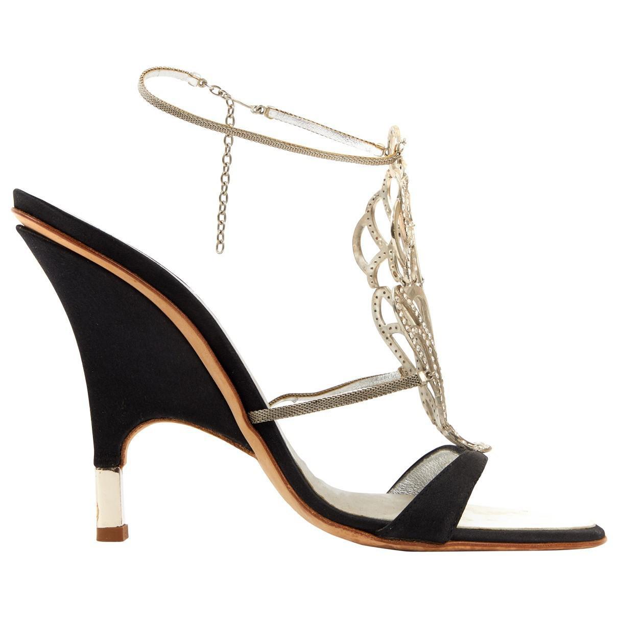 Pre-owned - Cloth sandals Giuseppe Zanotti BCcKBzz