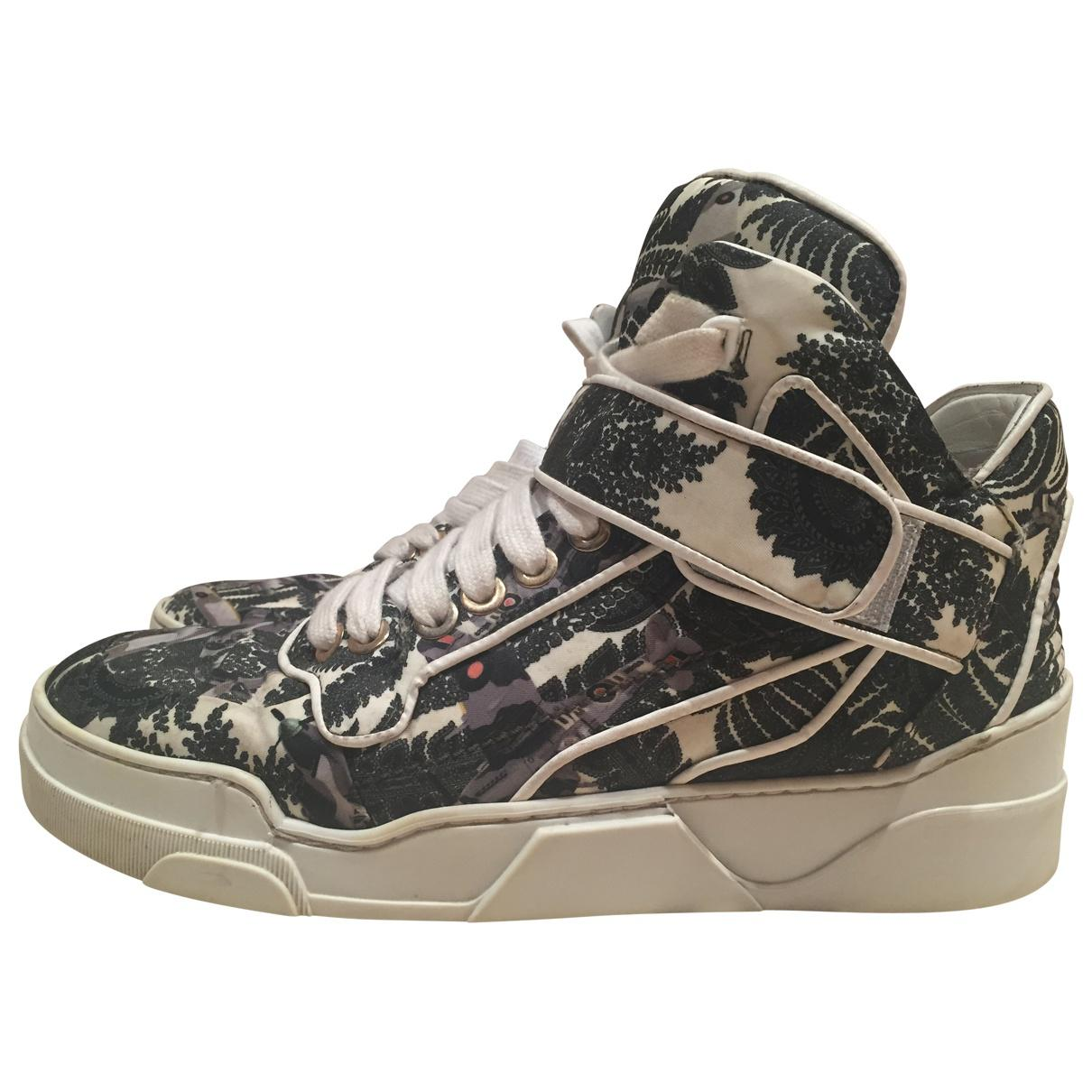 Givenchy Cloth Trainers 2Ng31R