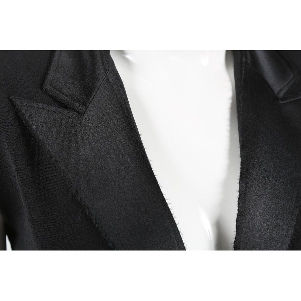 Combinaisons en Laine Noir Laines Lanvin en coloris Noir