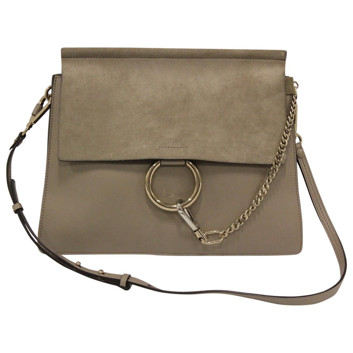 Pre-owned - Faye leather handbag Chlo eh2eHNN