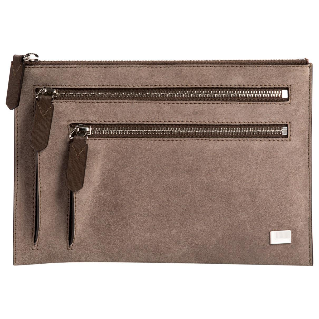Lancel Pre-owned - Leather clutch bag G7tuV4