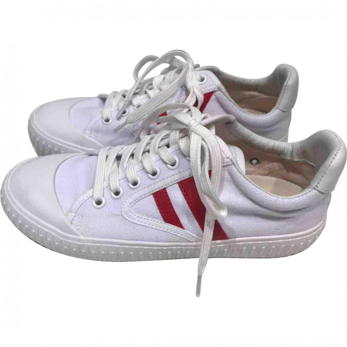 Pre-owned - Cloth trainers Hogan zZLD7