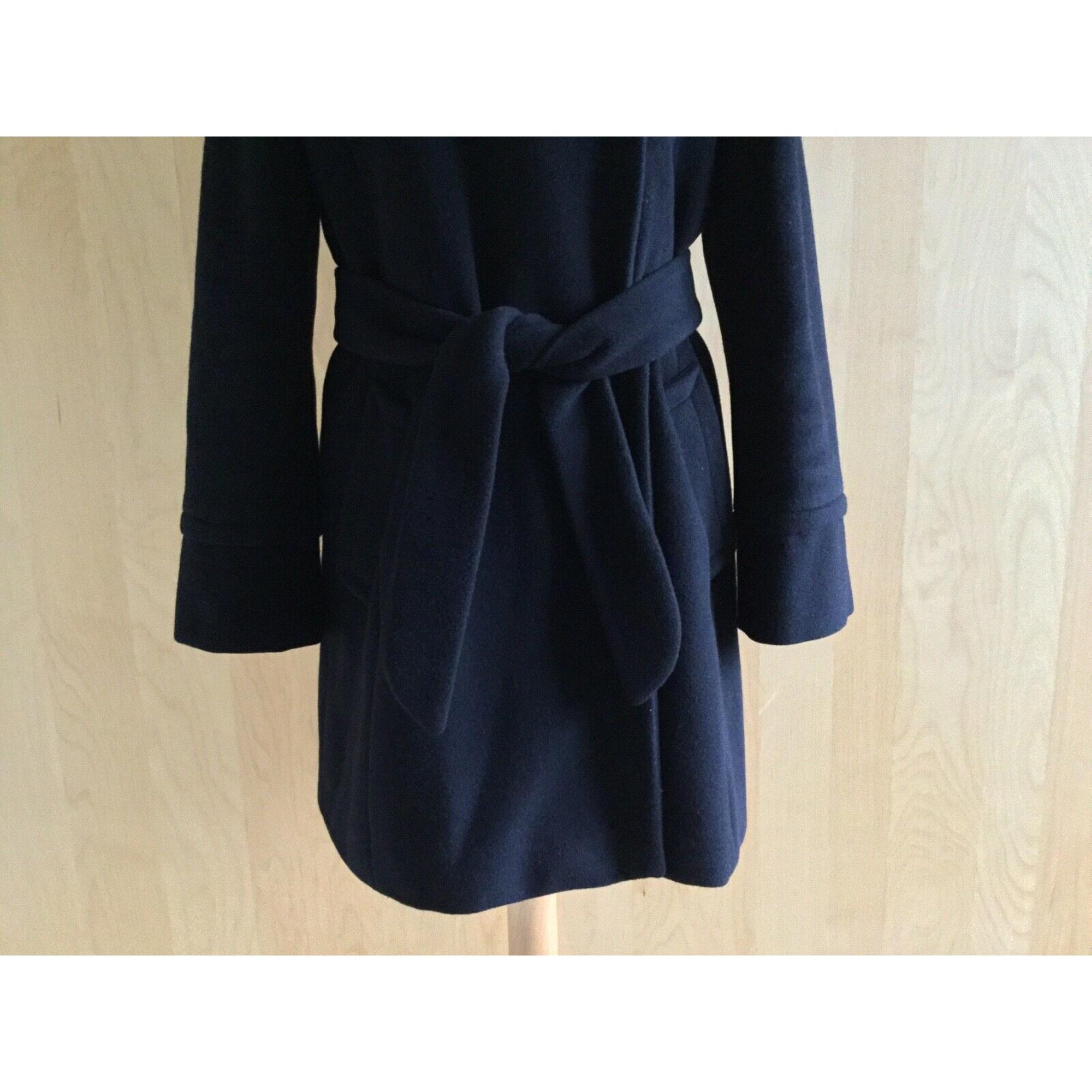 Manteau laine noir Gerard Darel en coloris Noir AH8PM
