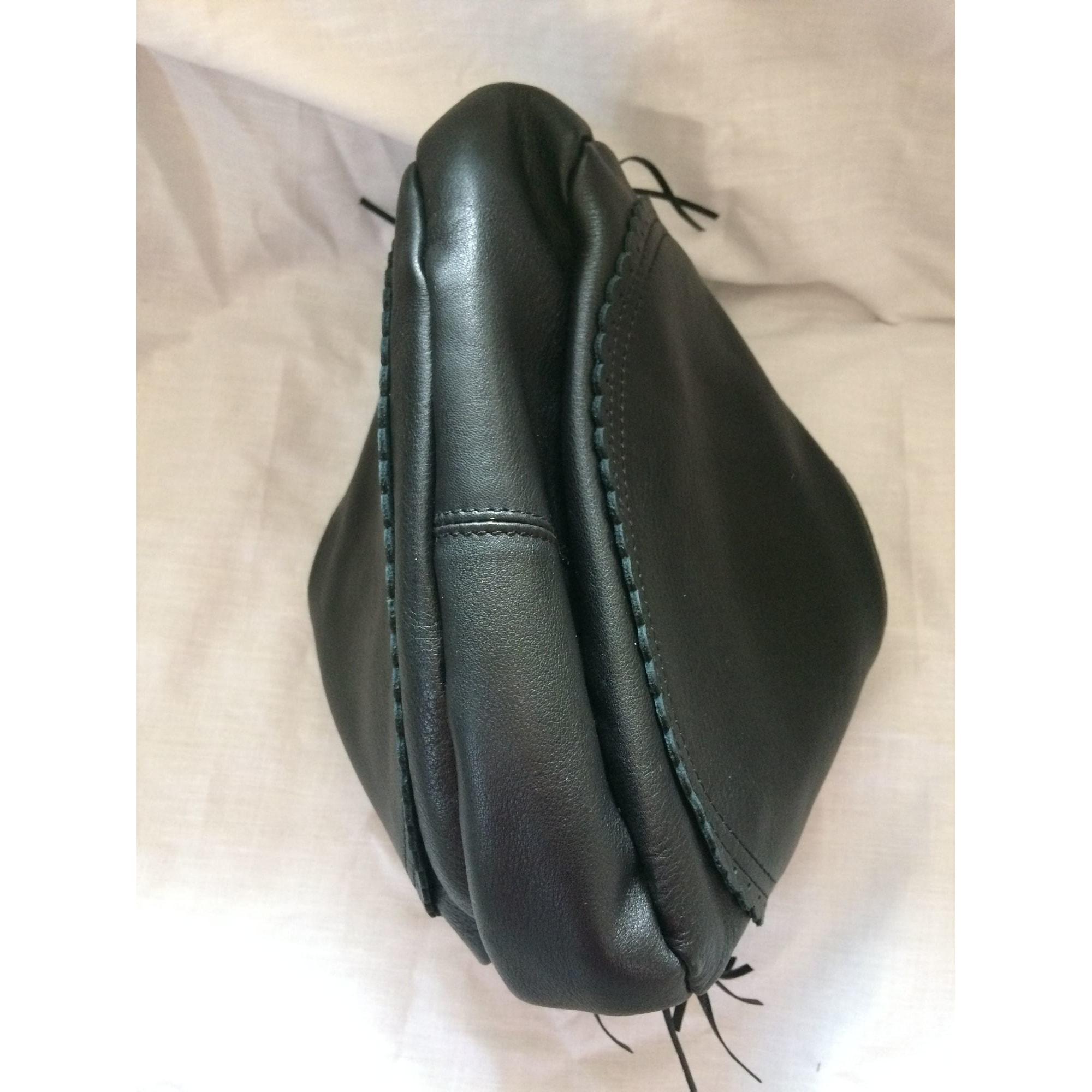 Sac à main en cuir cuir noir Nina Ricci en coloris Noir AZnj