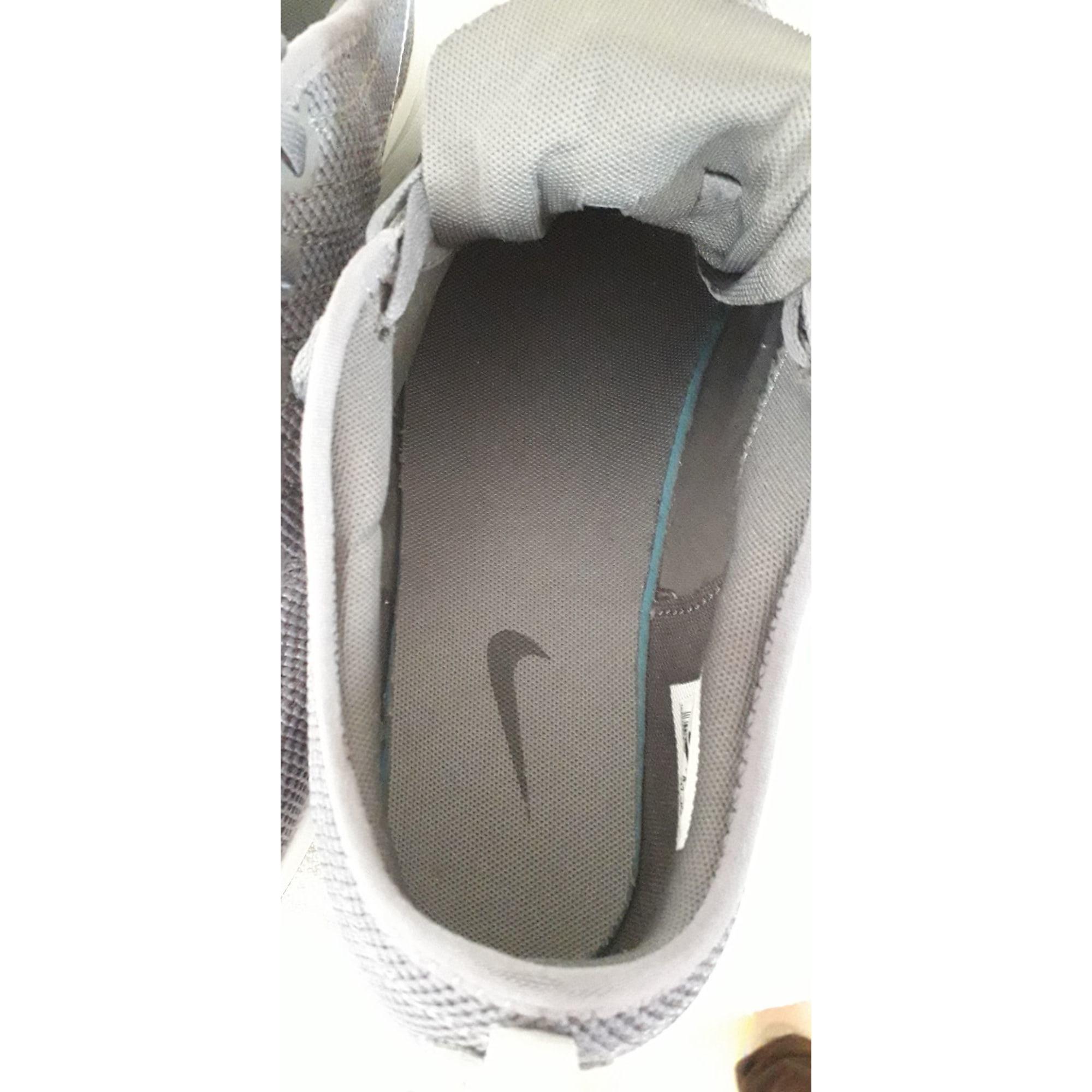 Baskets synthétique gris Nike pour homme en coloris Gris Dlei