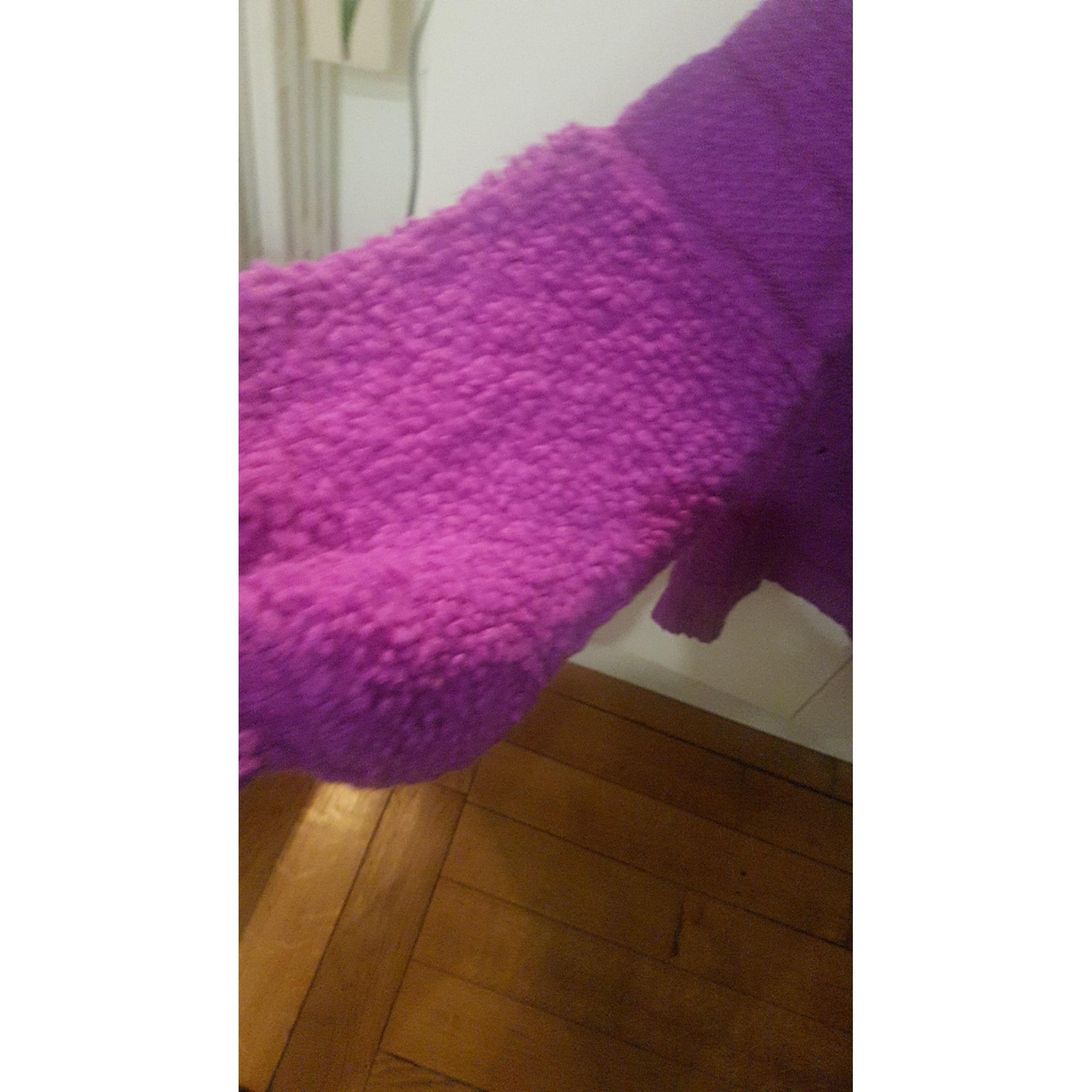Pull laine violet Sonia Rykiel en coloris Violet