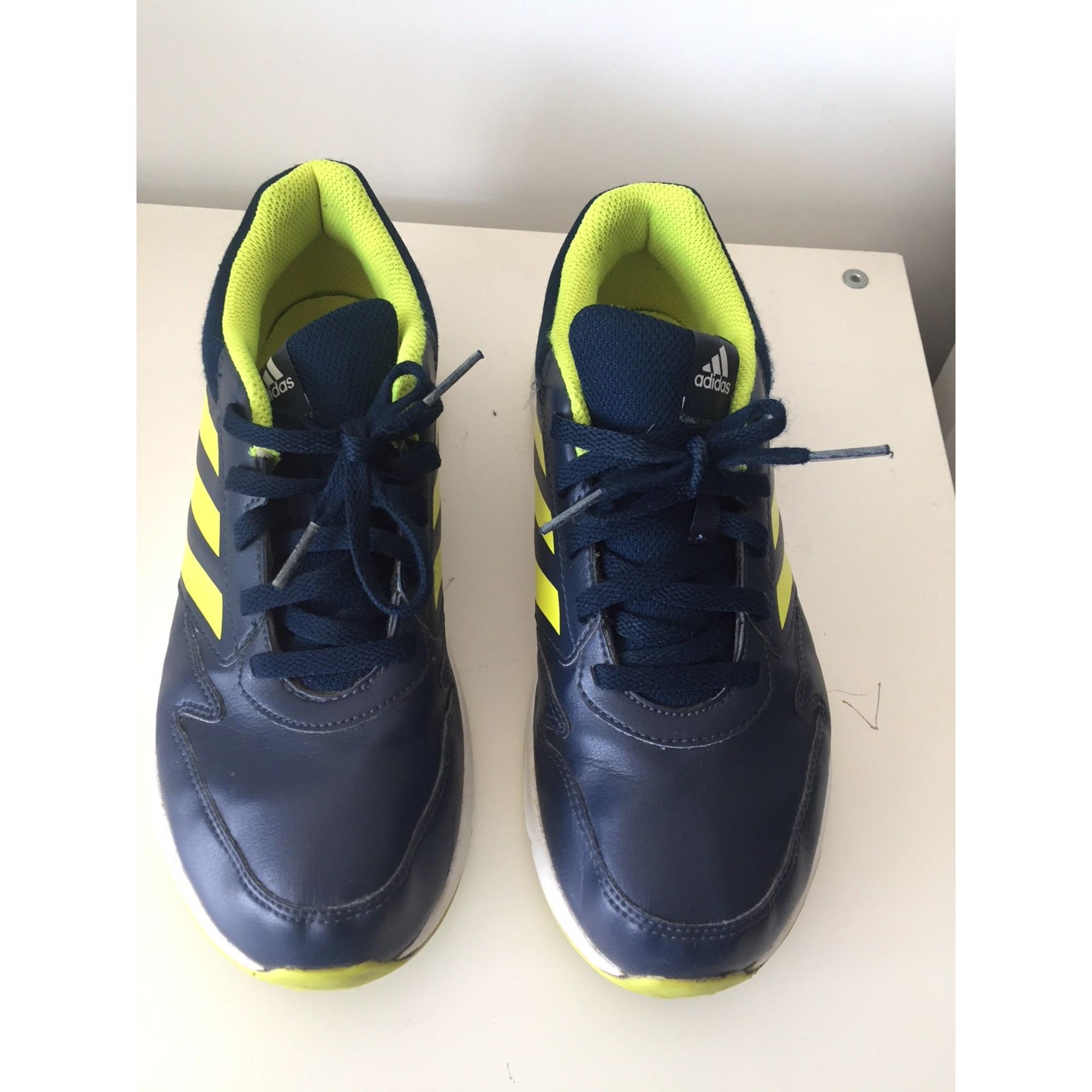 Baskets plastique bleu adidas en coloris Bleu jXQ2