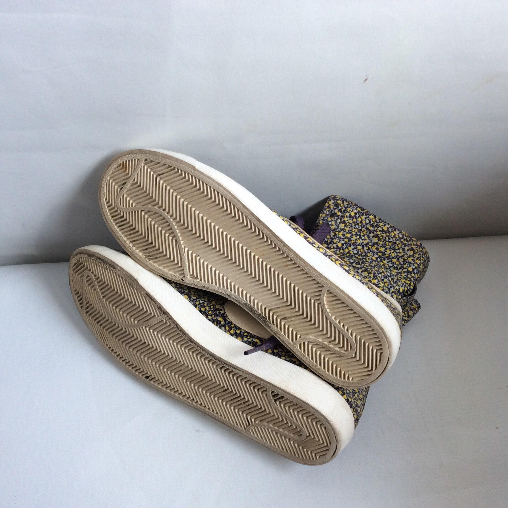 Baskets coton multicolore Nike IwRZ