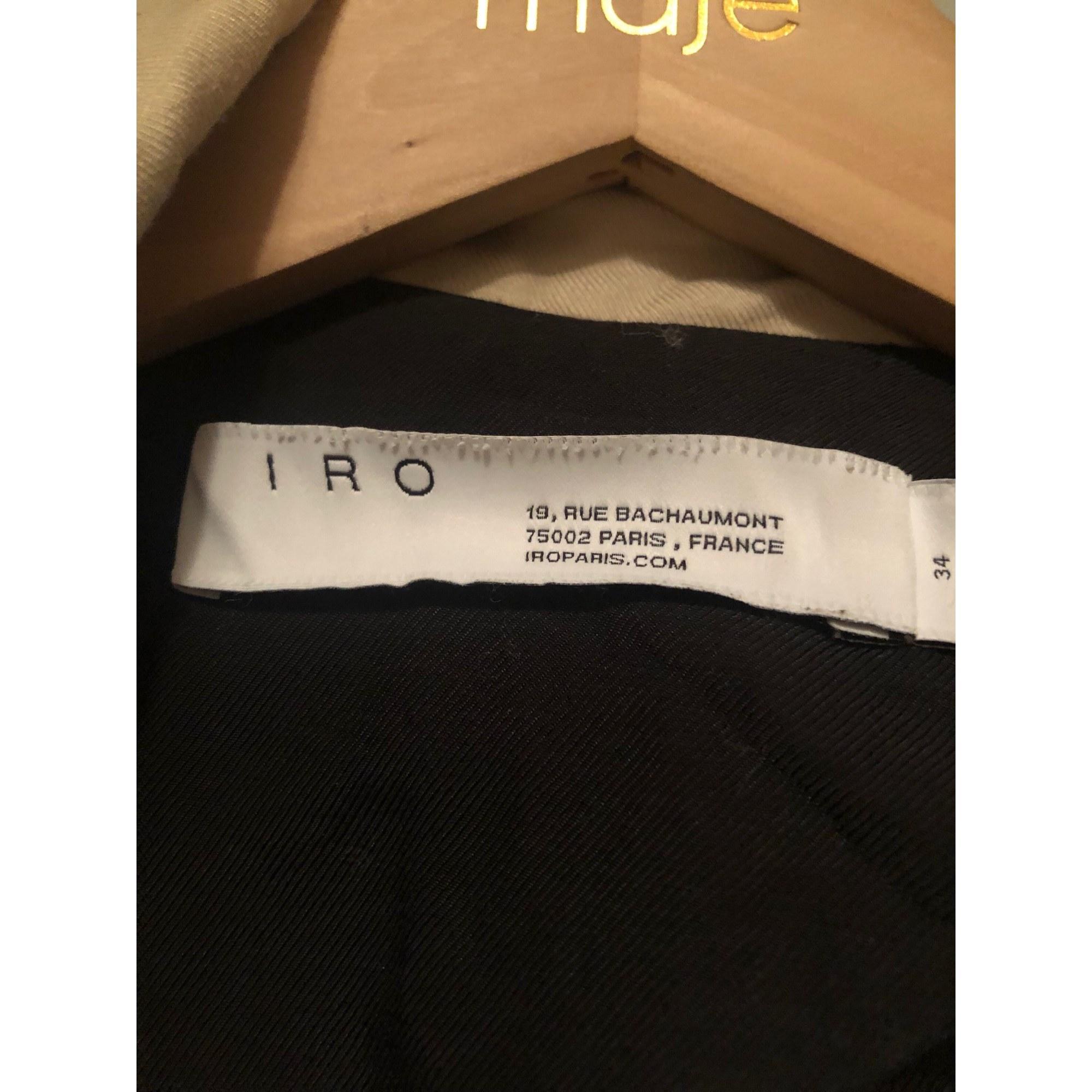 Imperméable, trench coton beige IRO en coloris Neutre