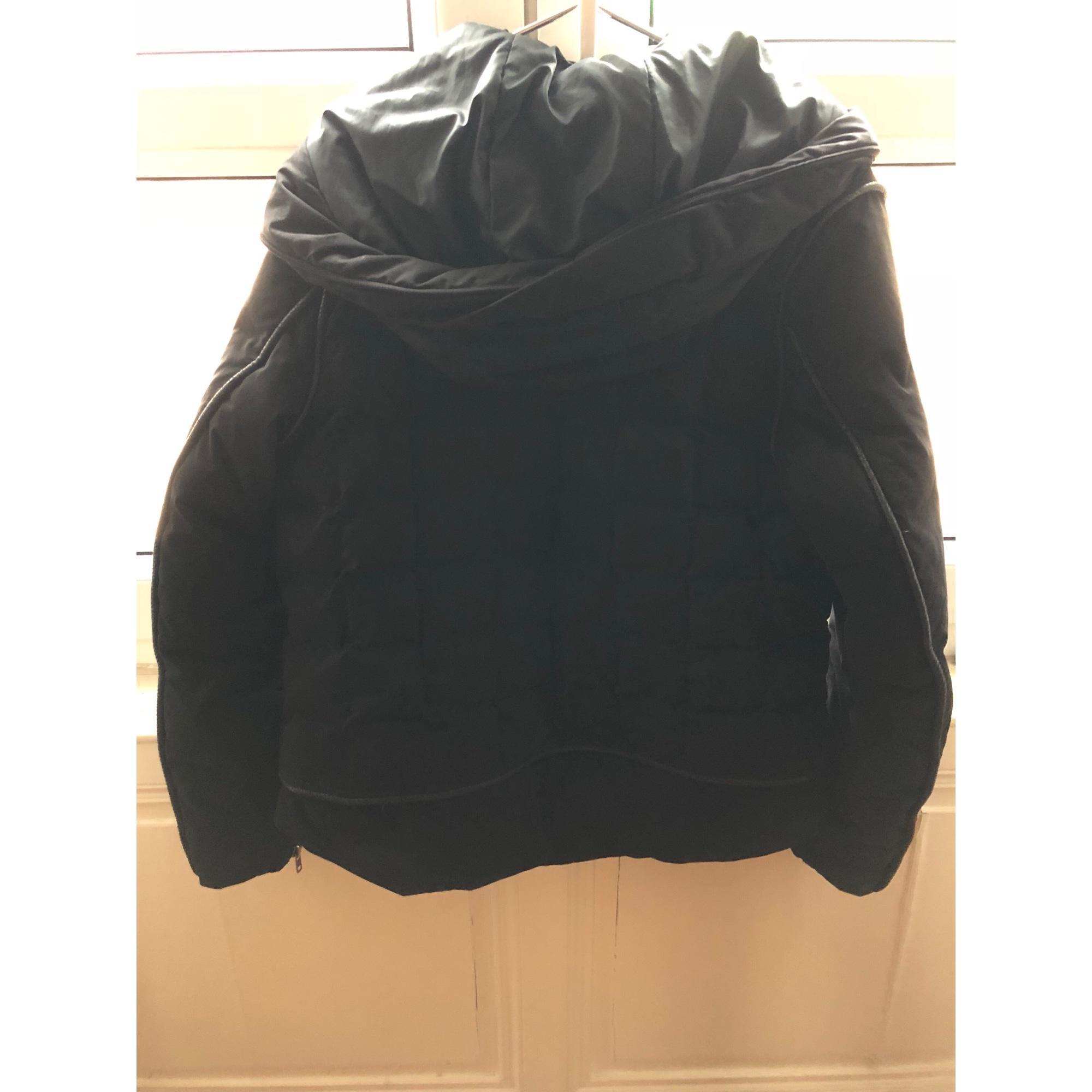 Doudoune polyester noir Synthétique The Kooples en coloris Noir