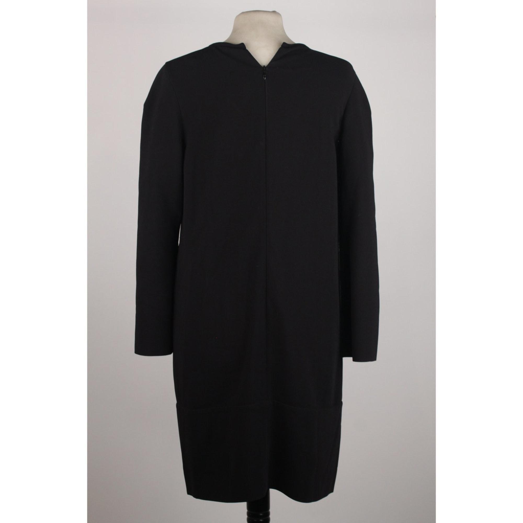 Robe mi-longue other noir Givenchy en coloris Noir